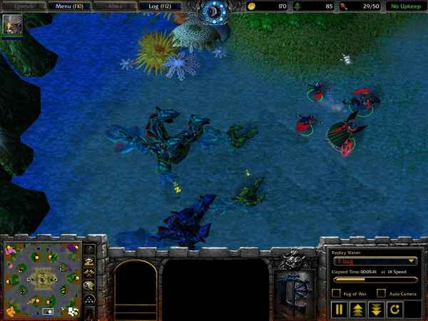 Рецензия к игре Warcraft III: The Frozen Throne (2003). Бремя изгоев
