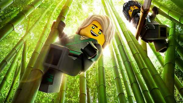 ЛЕГО Ниндзяго Фильм ( The LEGO Ninjago Movie ),  2017