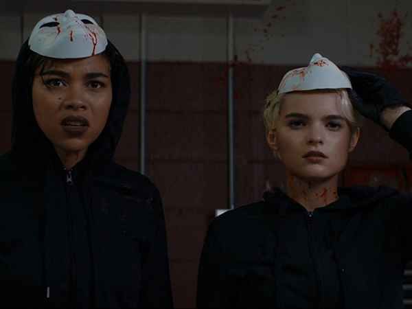 Убить за лайк ( Tragedy Girls ),  2017