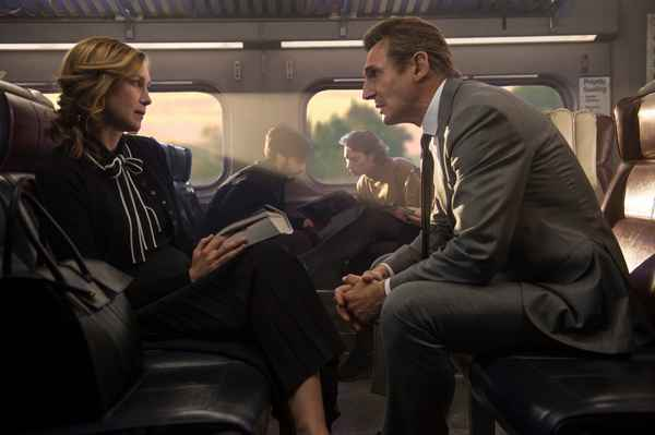 Пассажир ( The Commuter ),  2018