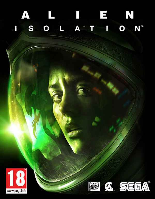 Рецензия к игре Alien: Isolation (2014).