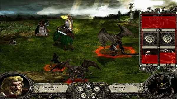 "Рецензия к игре ""Disciples II: Dark Prophecy"" (2002). Тёмный мир"
