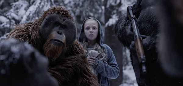Планета обезьян: Война ( War for the Planet of the Apes ),  2017