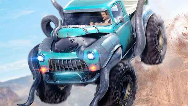 Монстр-тpaки ( Monster Trucks ),  2016