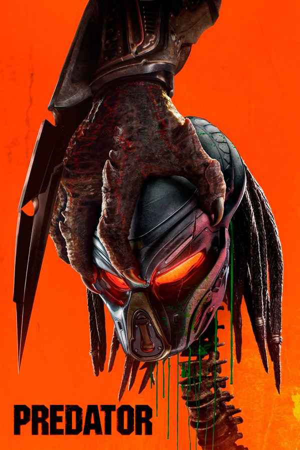 Хищник ( The Predator ),  2018