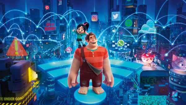 Ральф - 2 (Ralph Breaks the Internet: Wreck-It Ralph 2),  2018