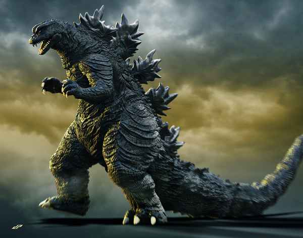 Годзилла 2 ( Godzilla: King of Monsters ),  2019