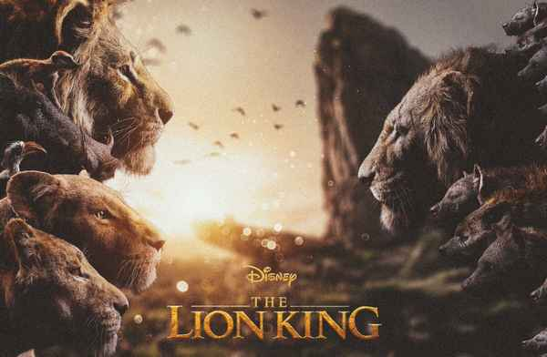 Король Лев ( The Lion King ),  2019
