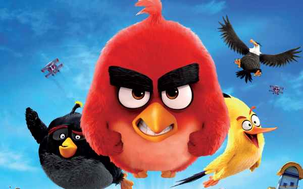 Angry Birds в кино 2 ( The Angry Birds Movie 2 ),  2019